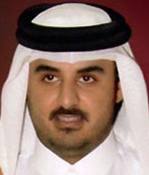 Sheikh Tamim bin Hamad Al-Thani