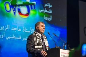 Adel Abdallah speaking