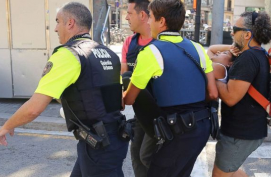 FEATURED: Barcelona Terrorist Imam Belonged To Mosque With Ties To Syrian Muslim Brotherhood